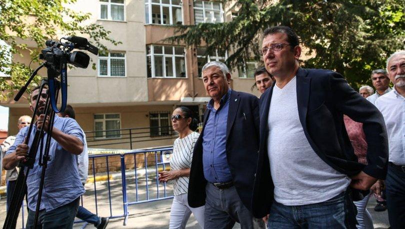 İmamoğlu'ndan Kaz Dağları iddialarına yalanlama