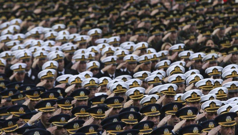 Son dakika! General ve Amiral atamaları Resmi Gazete'de yayımlandı