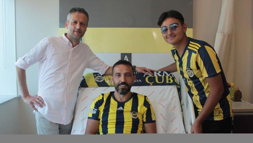 Elektrik çarpması sonucu kalbi duran Fenerbahçeli taraftar sağlığına kavuştu