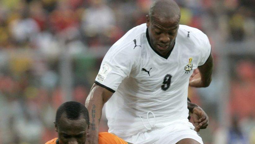 Ganalı eski futbolcu Agogo vefat etti