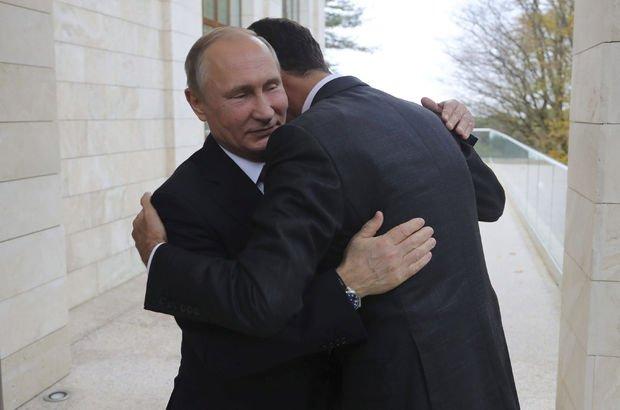 Rusya: Esad'ın Han Şeyhun'u ele geçirmesinden memnunuz!