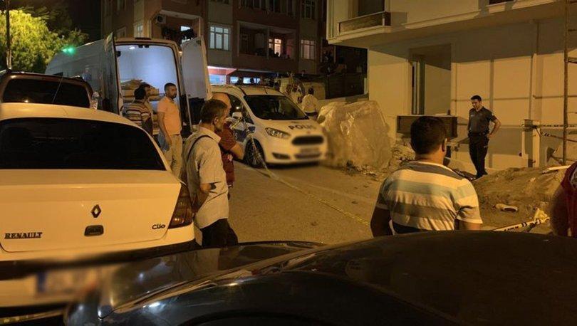 Çekmeköy'de şüpheli ölüm