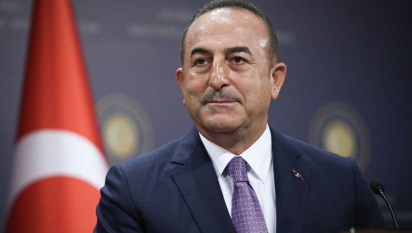 Dışişleri Bakanı Mevlüt Çavuşoğlu Lübnan'da