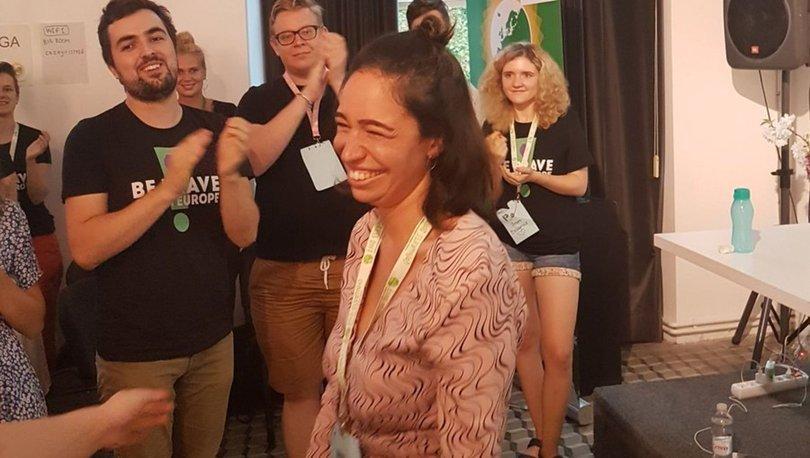 Genç Yeşiller'e ilk kez bir Türk seçildi!