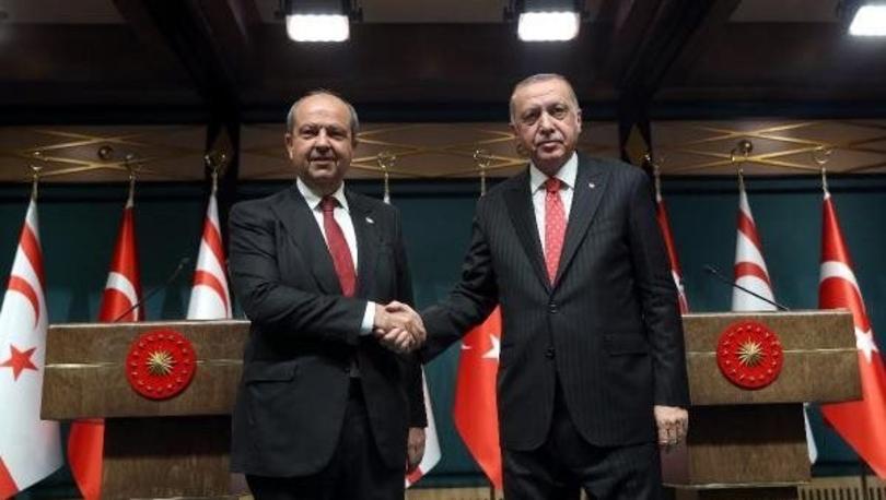 Doğu Akdeniz - Erdoğan: Hidrokarbon arama çalışmalarına aynı kararlılıkla devam edeceğiz