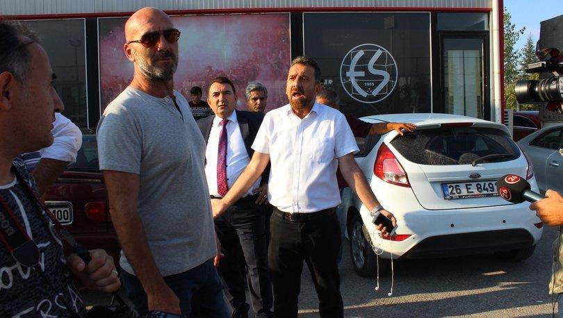 Eskişehirspor'a haciz! - Eskişehirspor Haberleri