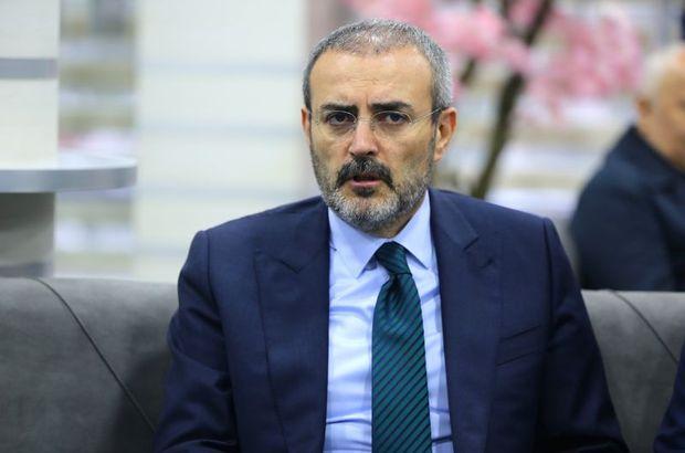 'Kendisini AK Parti ailesinden hissedenler' açıklaması