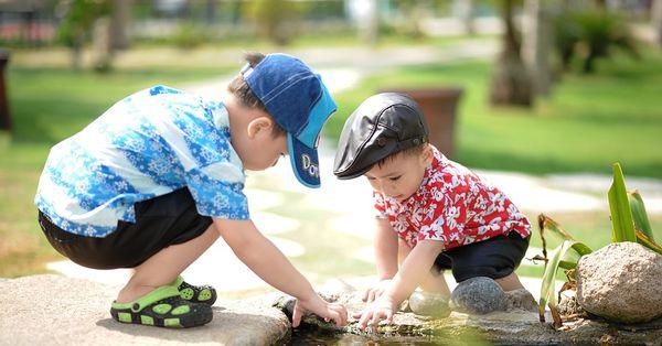 Çocuklar için 'ayakta tedavi'yi seçin
