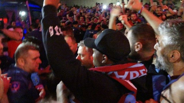 Daniel Sturridge, Trabzon'da!