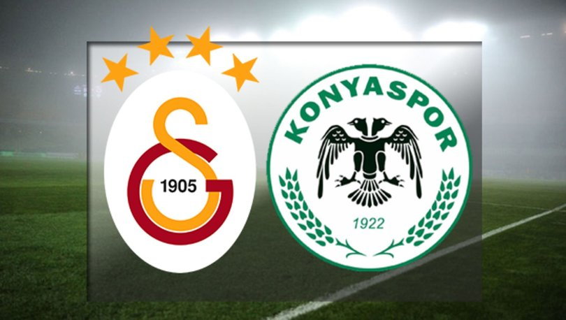 Galatasaray Konyaspor maçı ne zaman, saat kaçta? Galatasaray Konyaspor maçı hangi kanalda?