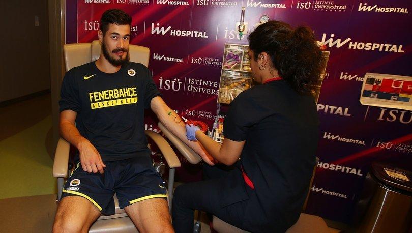 Fenerbahçe Beko oyuncuları sağlık kontrolünden geçti - Fenerbahçe Basketbol Haberleri