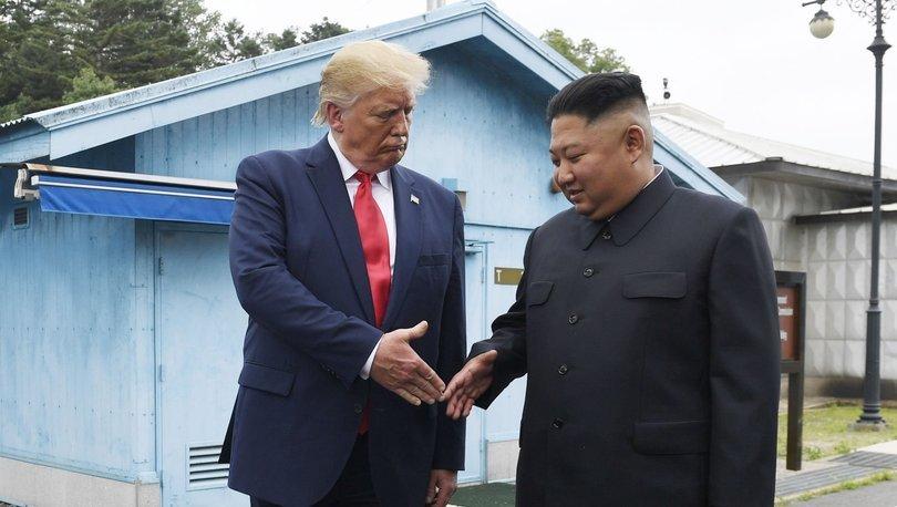 Trump'tan şaşırtan Kim Jong Un açıklaması!