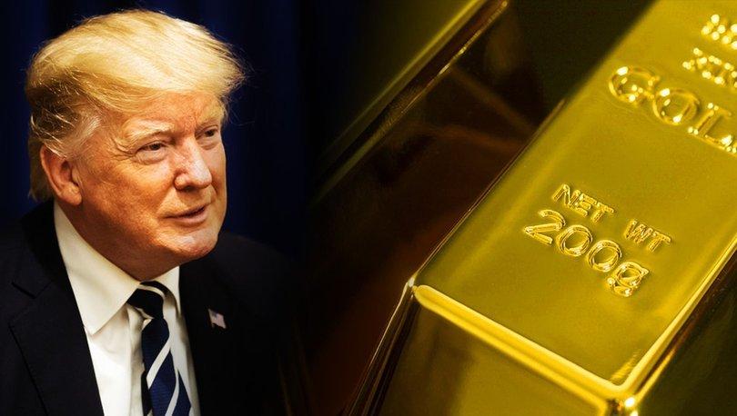 Altın fiyatı Trump'ın mesajı sonrası zirve yaptı - Haberler