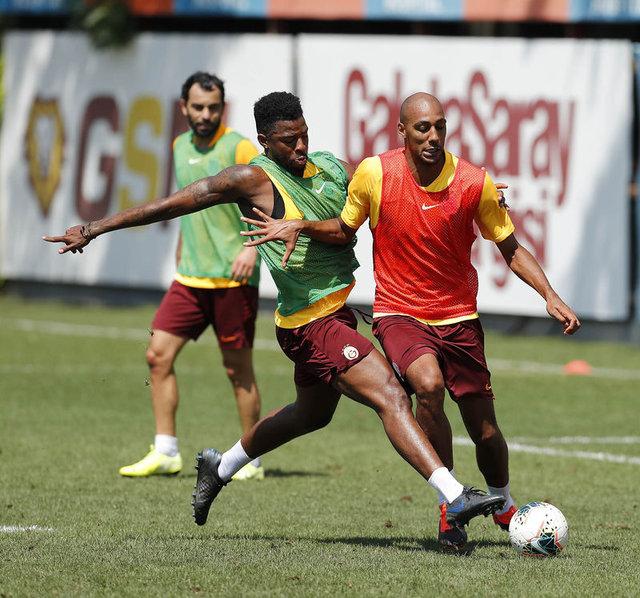 Galatasaray Konyaspor maçı muhtemel 11'i! Galatasaray Konyaspor maçı saat kaçta hangi kanalda? Galatasaray'a Falcao müjdesi