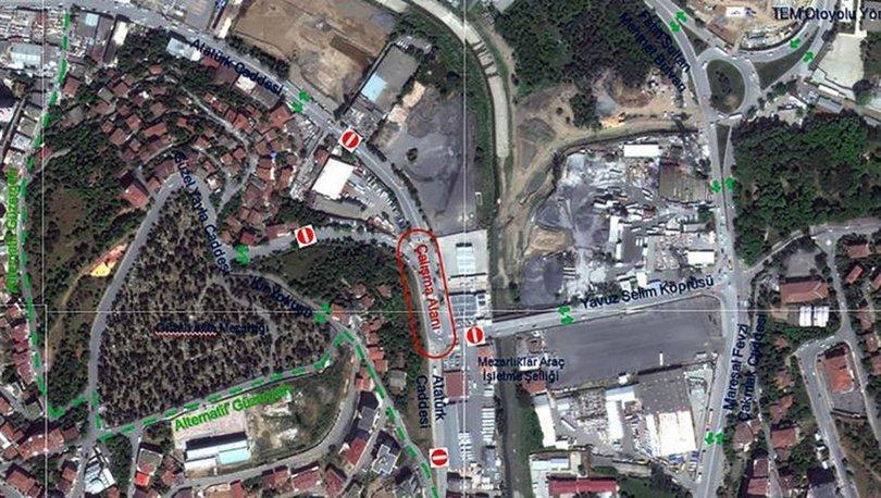 Son dakika... Eminönü-Alibeyköy Tramvay Hattında altyapı çalışması - HABERLER