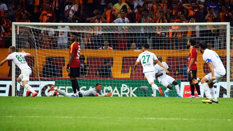Galatasaray Konyaspor maçı