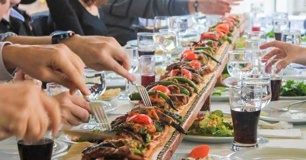 'Mutfak ihracatında' dünya beşincisiyiz