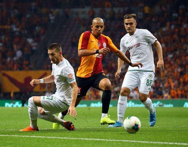 Rıdvan Dilmen'den Galatasaray - Konyaspor maçı yorumu