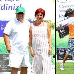 Golf dünyası Bodrum'da buluştu...