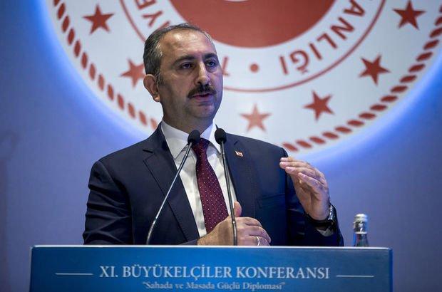 Bakan Gül'den 'Yargı Reformu Strateji Belgesi' mesajı