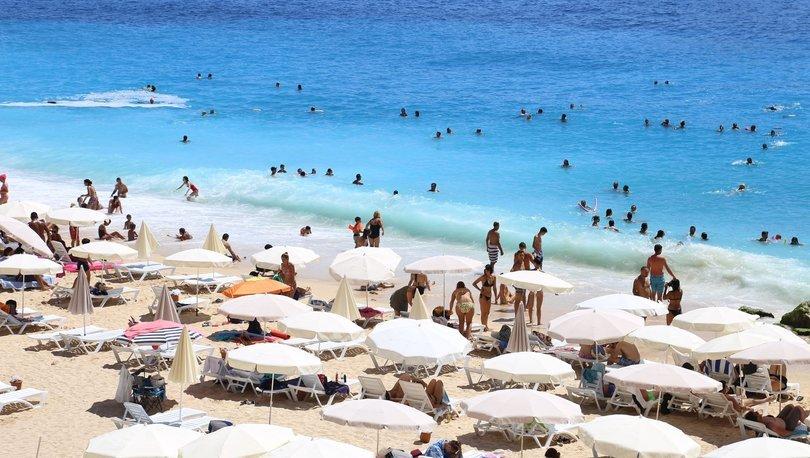 Avrupalı Türkler tatil harcama