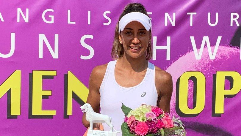 Çağla Büyükakçay Braunschweig Women's Open