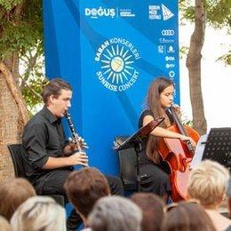 Bodrum'da müzik festivali...