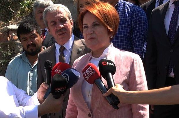 Akşener'den 'idam' desteği