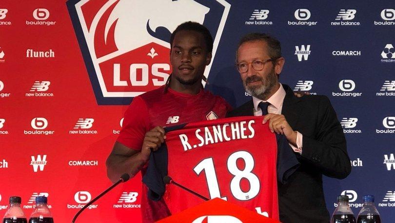 Lille, Renato Sanches'i transfer etti