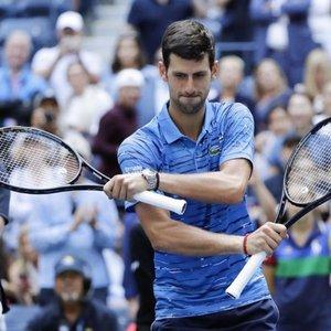 Djokovic ikinci turda