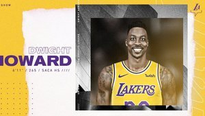 Dwight Howard, yeniden Lakers'ta