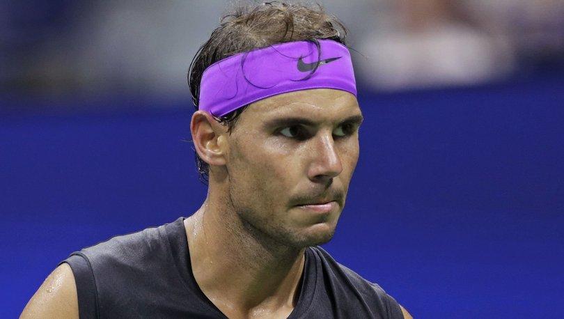 Nadal 3-0'lık galibiyetle ikinci tura yükseldi - Tenis Haberleri