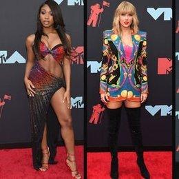 MTV ödülleri sahiplerini buldu....