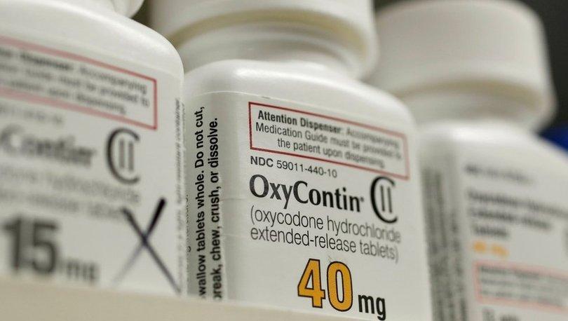 ABD'de ağrı kesici skandalı: Dev ilaç şirketi Purdue '12 milyar dolarlık uzlaşma arayışında'
