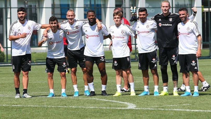 Beşiktaş'ta Rizespor hazırlıkları sürüyor - Beşiktaş Haberleri
