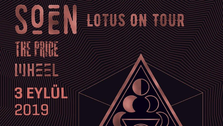 Soen son albümü Lotus'la Volkswagen Arena'da