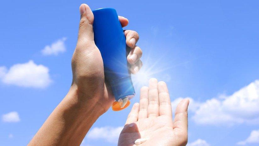 Güneş koruyuculara dikkat!