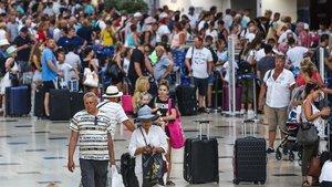Türkiye'ye ilk 7 ayda 24 milyon turist geldi