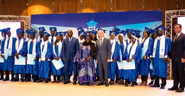 """Limak, Senegalli gençlerin kariyerini """"uçuruyor"""""""