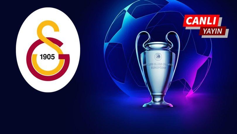 SON DAKİKA! Galatasaray'ın Şampiyonlar Ligi'ndeki rakipleri belli oldu! Galatasaray'ın rakipleri
