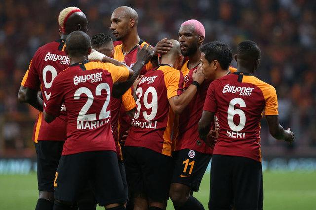 Galatasaray Kayserispor maçı ne zaman saat kaçta? İşte Galatasaray'ın Kayserispor maçı muhtemel 11'i