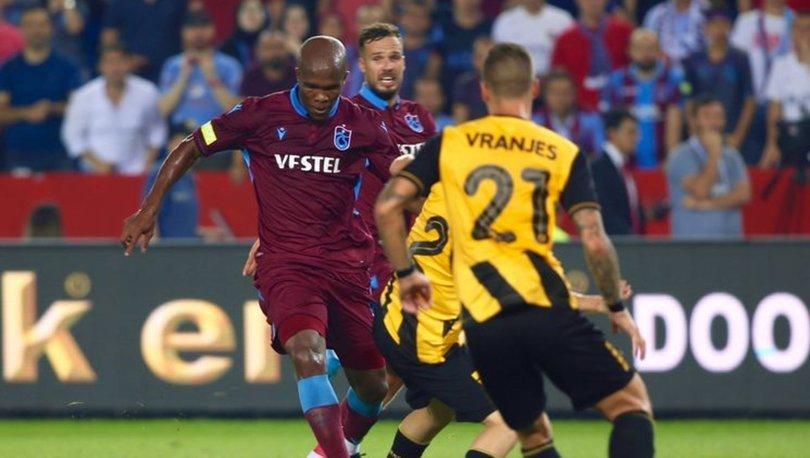Trabzonsporlu Ekuban ve Nwakaeme'den tur yorumu