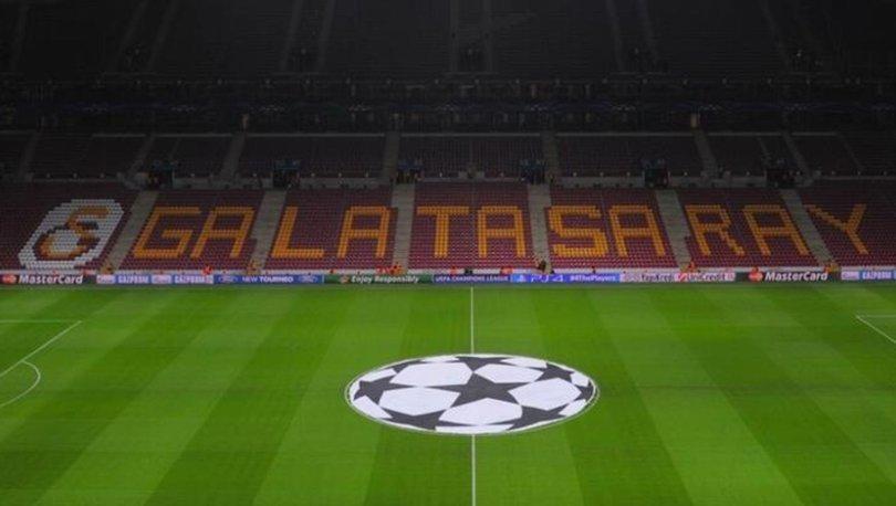 Galatasaray'ın Şampiyonlar Ligi rakipleri