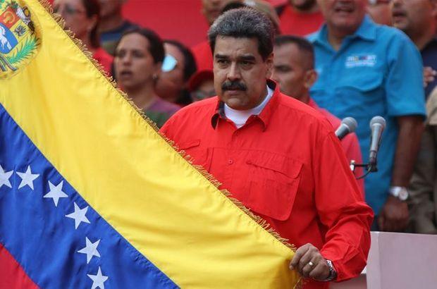 Venezuela'da hükümet ile muhalefet arasındaki görüşmeler tekrar başlayabilir