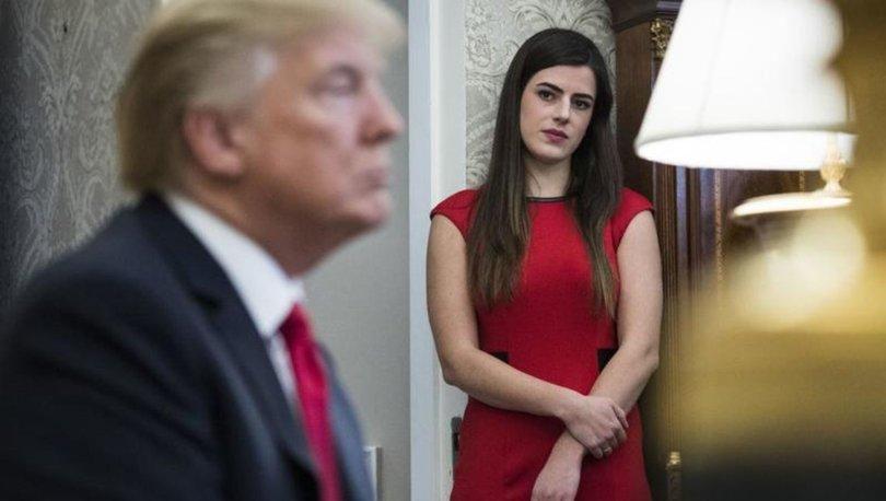 Beyaz Saray'da 'sızıntı' istifa getirdi!