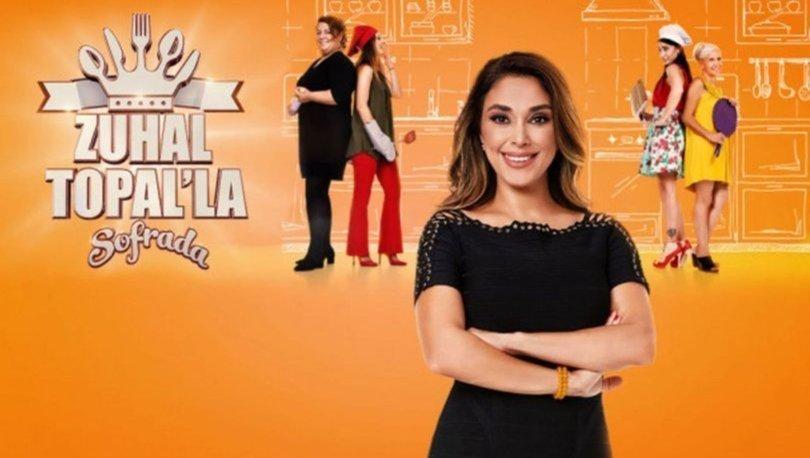 Zuhal Topal'la Sofrada haftanın birincisi belli oldu! 30 Ağustos Zuhal Topal'la Sofrada haftanın finali
