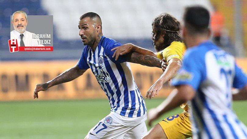 İbrahim Yıldız, Kasımpaşa Ankaragücü maçını yorumladı