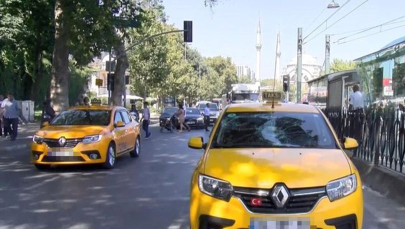 istanbul'da taksi ücretlerine zam