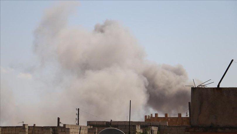 Esad rejimi İdlib'de ilan ettiği ateşkesi bozdu