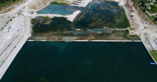 Son dakika haberi... Boğaçayı Projesi ile başladı! Konyaaltı Sahili'nde yok olma tehlikesi